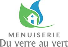 Du Verre au Vert Logo